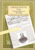 praca zbiorowa - Lodzer Zeitung. 25 lat. Wydanie jubileuszowe