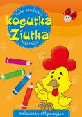 praca zbiorowa - Mała Akademia kogutka Ziutka. Biedronka