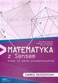 Ryszard Kalina, Tadeusz Szymański, Marek Lewicki - Matematyka LO 2 podr. ZR SENS