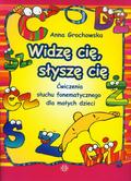Anna Grochowska - Widzę cię, słyszę cię 1 Ćwiczenia słuchu fonemat.