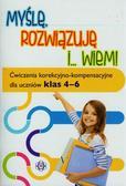 Magdalena Hinz - Myślę rozwiązuję i wiem. Ćwiczenia...klasa 4-6