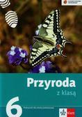 Ewa Frąckowiak, Ewa Gęca, Joanna Buniowska - Przyroda z klasą kl. 6 podr Klett