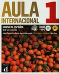 praca zbiorowa - Aula Internacional 1 podręcznik wer. hiszp. + CD