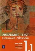 Dariusz Chemperek, Adam Kalbarczyk - J.polski LO Nowe zrozumieć tekst 1/1 w.2015 WSiP