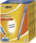 Długopis Round Stic niebieski (60szt) BIC