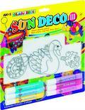 Farby witr.Sun Deco III 6 kol.+3 witr.blister AMOS