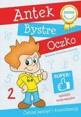 Małgorzata Hryniewicz-Czarnecka - Antek Bystre Oczko 2. Ćwiczę pamięć ...