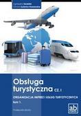 A. Swastek, D. Sydorko-Raszewska - Obsługa turystyczna cz.I Organizacja imprez... T.1