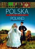 praca zbiorowa - Polska. Stroje ludowe wer. pol/ang