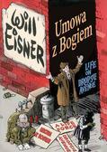 Will Eisner - Mistrzowie Komiksu. Umowa z Bogiem - trylogia