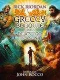 Rick Riordan - Greccy Bogowie