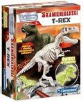 Naukowa zabawa - Naukowa zabawa. Skamieniałości. T-Rex fluoresc