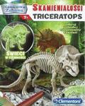 Naukowa zabawa - Naukowa zabawa. Skamieniałości Triceratops fluores