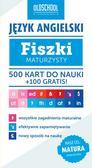 praca zbiorowa - Fiszki maturzysty. Język angielski. 500 kart