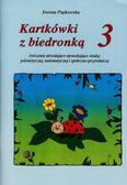 Dorota Piątkowska - Kartkówki z biedronką klasa 3