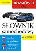 Piotr Wrzosek - Helper 4-języczny - Słownik samochodowy