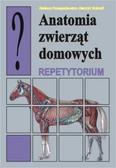 Helena Przespolewska, Henryk Kobryń - Anatomia zwierząt domowych. Repetytorium