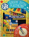 Zestaw plastyczny szkolny ASTRA