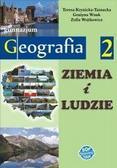 Teresa Krynicka-Tarnacka, Grażyna Wnuk, Zofia Woj - Geografia GIM 2 Ziemia i ludzie podręcznik SOP