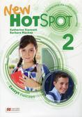 Stannett Katherine, Mackay Barbara - New Hot Spot 2 Zeszyt ćwiczeń. Szkoła podstawowa