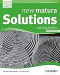 Tim Falla, Paul A.Davies, Małgorzata Wieruszewska - Matura Solutions N Elementary 2E WB PL OXFORD