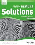 Tim Falla, Paul A.Davies, Małgorzata Wieruszewska - Matura Solutions NEW Elementary 2E WB PL OXFORD