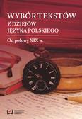 Marek Cybulski - Wybór tekstów z dziejów języka polskiego. Tom 2: Od połowy XIX w.