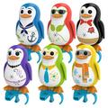 DigiBirds - DigiPenguins Pingwinki, różne wzory DUMEL