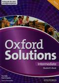 Tim Falla, Paul A. Davies, Joanna Sosnowska - Oxford Solutions Intermediate SB OXFORD