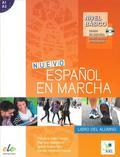 Francisca Castro Viudez, Pilar Diaz Ballesteros, - Nuevo Espanol en marcha basico A1+A2 podr. + CD