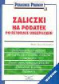 Tkacz-Rutkowska M. - Zaliczki na podatek po reformie ubezpieczeń