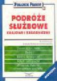 Eichler A., Nowicka-Gorzelańczyk J. - Podróże służbowe i zagraniczne