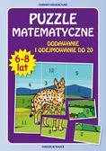 Guzowska Beata, Tonder Krzysztof - Puzzle matematyczne 6-8 lat. Dodawanie i odejmowanie do 20