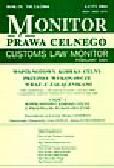 Czyżowicz W. (wprow.), Wernic C., Sylwestrowicz H. (opracowanie i tłumaczenie) - Monitor Prawa Celnego nr 2A/2004