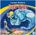 praca zbiorowa - Bajki - Grajki. Lampa Aladyna CD