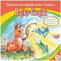 praca zbiorowa - Bajki - Grajki. Dziwne przygody pana Zająca CD