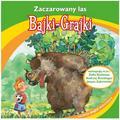 praca zbiorowa - Bajki - Grajki. Zaczarowany las CD