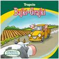 praca zbiorowa - Bajki - Grajki. Trapcio CD