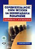 Mariański A. - Odpowiedzialność osób trzecich za zobowiązania podatkowe. Podstawy i wyłączenia
