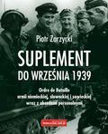Piotr Zarzycki - Suplement do września 1939