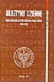 Kamiński Ł. (oprac.) - Biuletyny dzienne Ministerstwa Bezpieczeństwa Publicznego 1949-1950 (+cd)