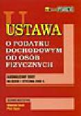 Sasin W., Sasin P. - Ustawa o podatku dochodowym od osób fizycznych