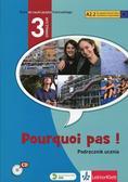 Michele Bosquet, Yolanda Rennes - Pourquoi pas! 3 podręcznik + CD LEKTORKLETT