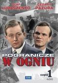 Cezary Pazura, Olaf Lubaszenko, Andrzej Konic, Ju - Pogranicze w ogniu. cz. 1 (4 DVD)