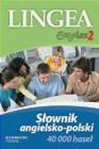 opracowanie zbiorowe - EasyLex 2 Słownik angielsko-polski i polsko-angielski DVD