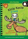 Anita Głowińska - Kicia Kocia w lesie. Kolorowanka