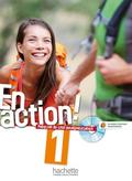 Fabienne Gallon - En action! 1 podręcznik wieloletni + CD HACHETTE