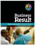Michael Duckworth, Rebecca Turner - Business Result Upper-intermediate SB New OXFORD