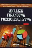 Gołębiowski Grzegorz, Grycuk Adrian, Tłaczała Agnieszka, Wiśniewski Piotr - Analiza finansowa przedsiębiorstwa