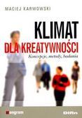 Maciej Karwowski - Klimat dla kreatywności